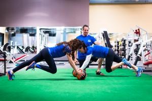 team training excercise